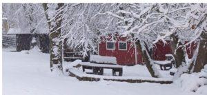 Winter-Bilder aus der Kita