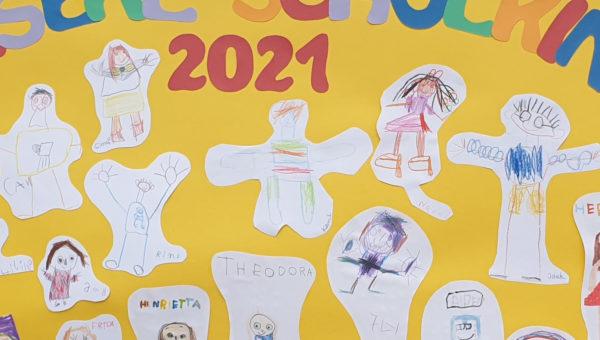 Schulkinder 2020/21